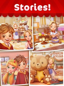 screenshot of Jellipop Match: Open your dream shop! version 6.1.2