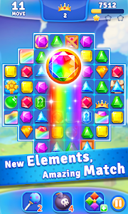 Download Jewel Crush - Jewels & Gems Match 3 Legend 2.5.7 APK