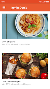 Download Jumia Food: Order meals online 2.3.1 APK