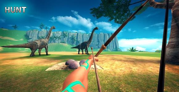 screenshot of Jurassic Survival Island EVO version 1.01