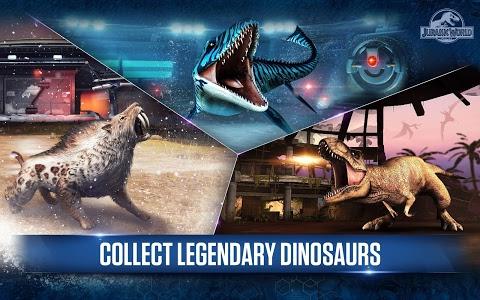 screenshot of Jurassic World™: The Game version 1.24.1