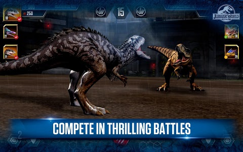 Download Jurassic World™: The Game 1.27.1 APK