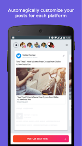 Download Crowdfire: Social Media Manager 4.8.11 APK