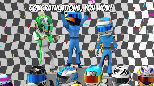 screenshot of Kart Stars version 1.9