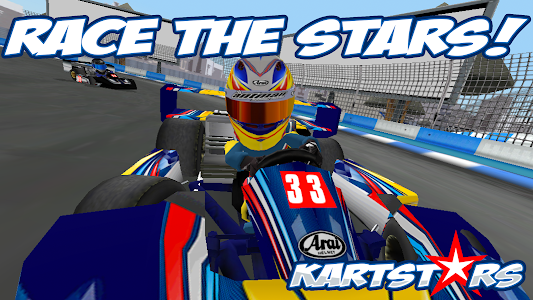 screenshot of Kart Stars version 1.10.14