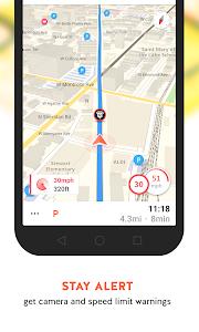 screenshot of Karta GPS - Offline Navigation version 2.2.06