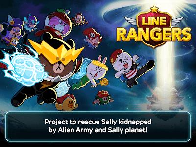 Download LINE Rangers 5.5.1 APK