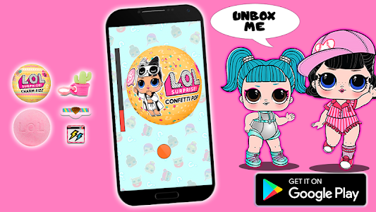 Download LQL Surprise Dolls Unbox Egg Lol collectible Game2 1.0 APK