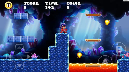 screenshot of Ladybug Adventures World version 1.8