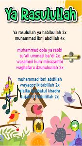Download lagu anak islami sholawat nabi 1.0.19 APK