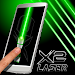 Download Laser Pointer X2 (PRANK AND SIMULATED APP) 17 APK