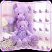 Download Lavender Teddy Bear Theme 1.1.6 APK