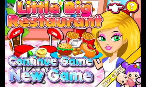 Download Little Big Restaurant 2.3.8 APK