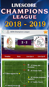 Download Livescore Championship 2018 - 2019 5.5 APK