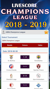 Download Livescore Championship 2018 - 2019 5.5 APK