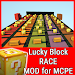 Download Lucky Block Race MOD for MCPE 1.1 APK