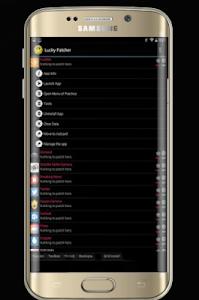 screenshot of Lucky Patcher 6.5.4 version 1.0