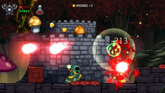 screenshot of Magic Rampage version 3.5.2