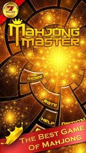 screenshot of Mahjong Master version 1.9.3
