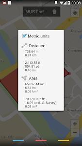 Download Maps Measure 1.4.2 APK
