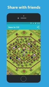 Download Maps for COC 1.11 APK