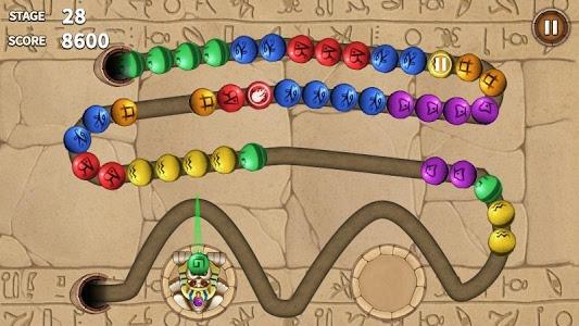 screenshot of Marble King version 1.2.0