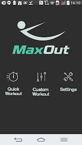 Download MaxOut: Bodyweight Workout! 2.14 APK