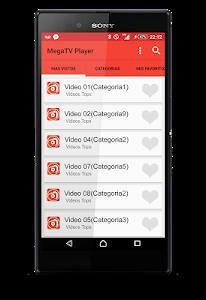 Download MegaTV Player 1.3.3-BETA APK