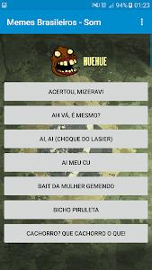 Download Memes Brasileiros - Som 20.18 APK
