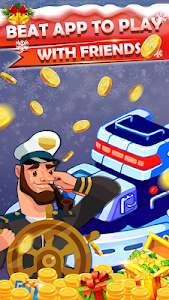 screenshot of Merge Boats – Idle Boat Tycoon version 1.1.2