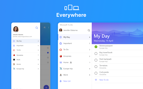 Download Microsoft To-Do: List, Task & Reminder 1.40.91 APK