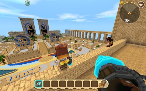 screenshot of Mini World: Block Art version 0.31.9