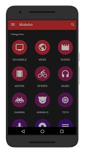 Download Mobdro free 1.0 APK