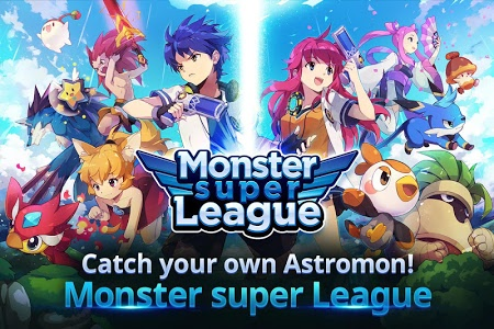 screenshot of Monster Super League version 0.9.302703