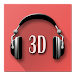 Download Music Player 3D Pro 1.3.8 - AudioTrack - O APK