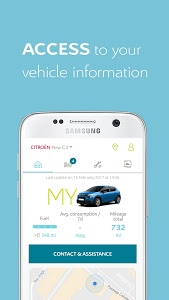 Download My Citroën – Maintenance, trip 1.14.3 APK