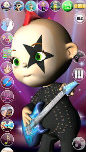 Download My Talking Baby Music Star 3.3.0 APK