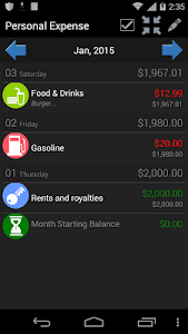 Download My Wallet - Expense Manager 1.3.1.2 APK