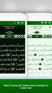 screenshot of MyQuran Al Quran dan Terjemahan version 5.1.34