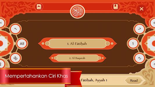 screenshot of MyQuran Al Quran Indonesia version 4.1.6