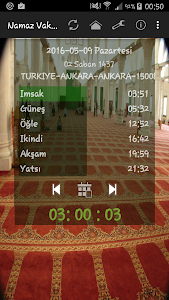 Download Namaz Vakitleri  APK