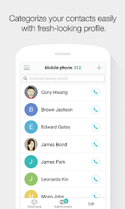 Download Naver Contacts & Dial  APK