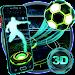 Download Neon Football Tech 3D Theme 1.1.5 APK