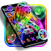Download Neon Lion Cool Theme 1.1.5 APK