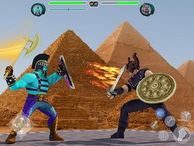 Download Gladiators WWE Medieval Arena Fighting 4.1 APK