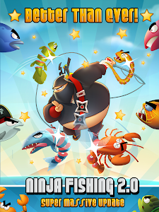 Download Ninja Fishing 2.0.6 APK