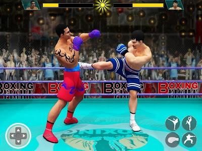 Download Ninja Punch Boxing Warrior: Kung Fu Karate Fighter 2.9 APK