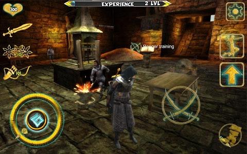 screenshot of Ninja Samurai Assassin Hero IV Medieval Thief version 1.1.2