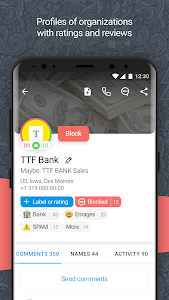 Download Who calls? Caller name id Phone lookup Blacklist 5.0.10 APK