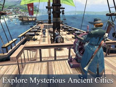 screenshot of Ocean Legend version 1.0.12